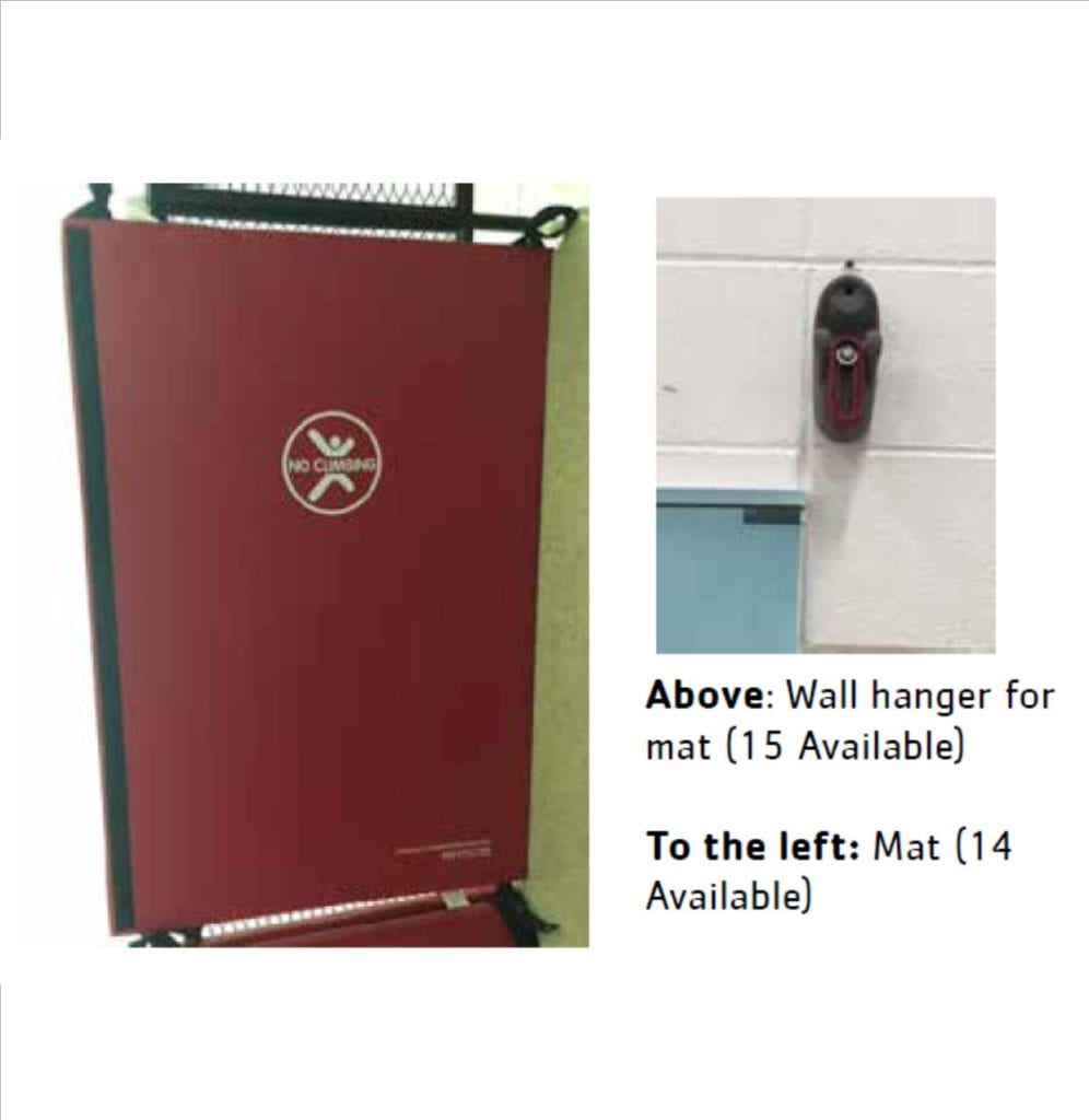 Mats For sale w-hooks